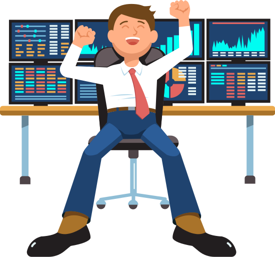 trading forex - divider
